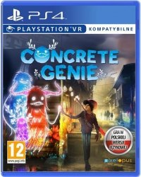 Sony Gra PS4 Concrete Genie