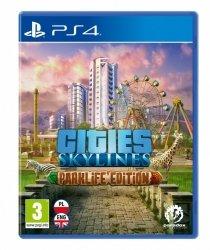 KOCH Gra PS4 Cities Skylines Parklife Edition