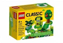 LEGO Polska Klocki kreatywne Classic Zielone