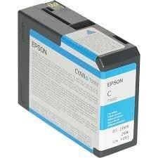 Epson Atrament/cyan 80ml f Stylus PRO3800 C13T580200