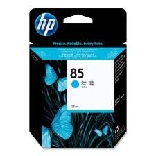HP Atrament No85 Ink Cartridge/28ml Cyan