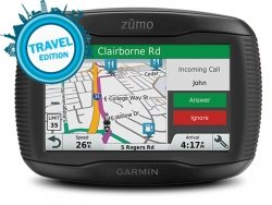 Garmin Zumo 395LM Travel Edition