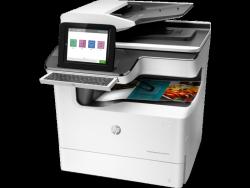 HP Urządzenie wielofunkcyjne I PageWide Ent Color Flw MFP 785f J7Z11A