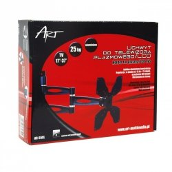 UCHWYT DO TELEWIZORA LCD 17-37'' do 25KG AR-55XL ART