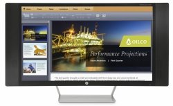 HP Monitor EliteDisplay S270c 27'' K1M38AA Curved Monitor