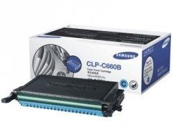 Samsung toner CYAN CLP-610ND, CLP-660N, CLP-660ND, CLX-6200FX, CLX-6200ND, CLX-6210FX, CLX-6240FX (5000 stron) CLP-C660B