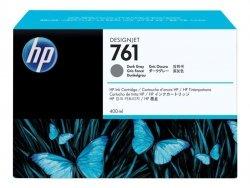 Tusz zamiennik Yvesso nr 761 Dark Grey do HP DesignJet T7100,T7200 (400 ml) CM996A