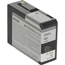Epson Atrament/matte blk 80ml Stylus PRO3800