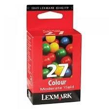 Tusz Lexmark No 27 color | 140str | CJZ33/Z13/Z23e/Z25/Z35/i3/AI