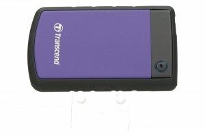 Transcend Dysk HDD zewnętrzny 2,5 StoreJet 25H3P 1TB USB3.0 fioletowy