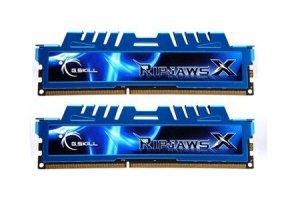 G.SKILL DDR3 8GB (2x4GB) RipjawsX 2133MHz CL9 XMP