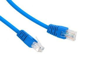 Gembird Patch cord Kat.6 UTP 1m niebieski