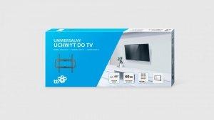 TB Uchwyt TV do telewizora do 56 40kg max VESA 400x400