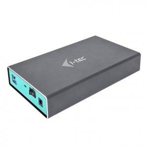 i-tec Obudowa zewnętrzna na dysk 3.5 MySafe USB 3.0 SATA I/II/III HDD/SSD
