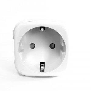 Woox Inteligentne gniazdko / wtyk 1xSchuko 16A Wi-Fi