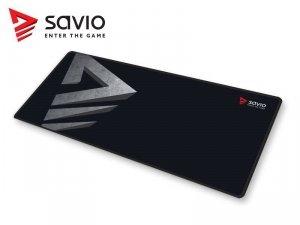 Elmak Podkładka pod mysz gaming SAVIO Precision Control XL 900x400x3mm, obszyta