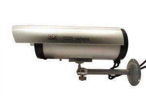 CEE Atrapa kamery zewnętrznej IR1200 LED - migająca dioda duża zewnętrzna