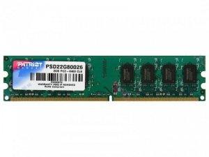 Patriot DDR2 Signature 2GB/800(1*2GB) CL6