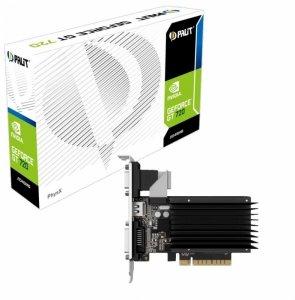 Palit Karta graficzna GeForce GT 710 2GB DDR3 64Bit DVI/HDMI/VGA