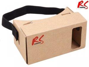 Maclean Okulary cardboard 3D Google Nano RS500 dla smartfonów 4 - 5,5