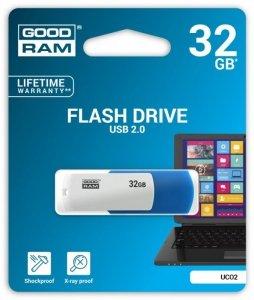 GOODRAM COLOR MIX 32GB USB 2.0 Color Mix