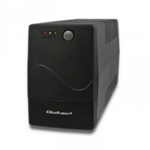 Qoltec Zasilacz awaryjny UPS MONOLITH   850VA   480W