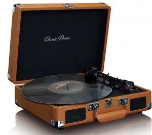 LENCO TT10 gramofon walizkowy retro