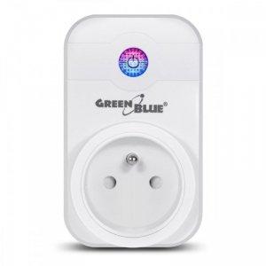 GreenBlue Zdalnie sterowane WiFi gniazdko GB155 2300W