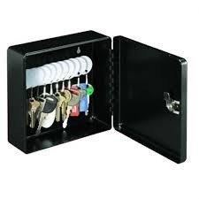 Master Lock Szafeczka na klucze - pojemność: 10 kluczy
