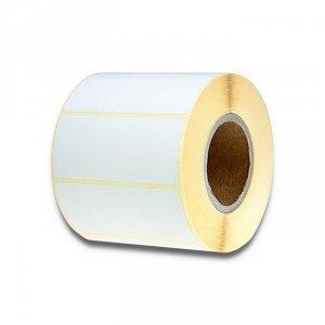 Qoltec Etykiety termotransferowe | 70 x 30 mm | 1000 sztuk