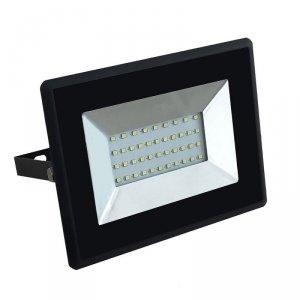 V-tac Naświetlacz LED VT-4031 30W SMD 6500K czarny