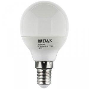 Retlux Żarówka LED RLL 268