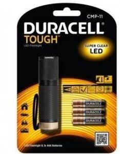 Duracell Latarka LED Tough CMP-11-D16 3x AAA