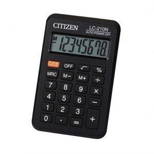 Citizen Kalkulator kieszonkowy LC210NR