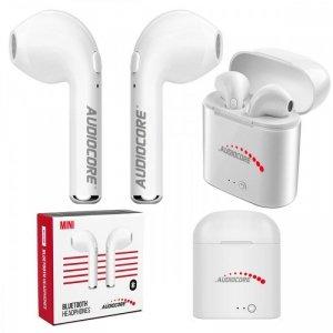 Audiocore Słuchawki bezprzewodowe Bluetooth Douszne AC515