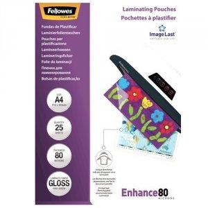 Fellowes Folia do laminacji ImageLast 80  - A4, 25 sztuk