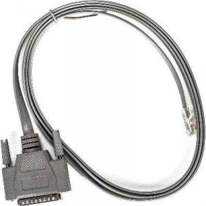 Vertiv CAB0046 kabel krzyżowy RJ45 na DB25M