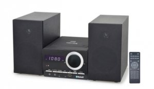 Eltra Wieża HELIOS Bluetooth CD USB Pilot Czarna