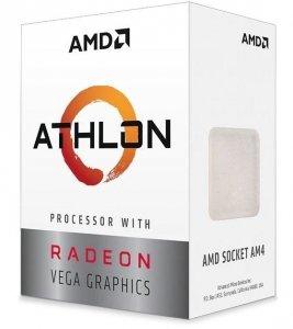 AMD Procesor Athlon 3000G TRAY YD3000C6M2OFH