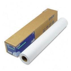 Folia w rolce do plotera Epson biała błyszcząca (glossy film) 610x20m 180g C13S041314