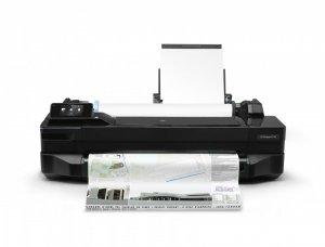 NOWOŚĆ Ploter HP Designjet T120 24'' (610 mm) CQ891C + 100m Papieru i wysyłka Gratis PLATINUM PARTNER HP 2018