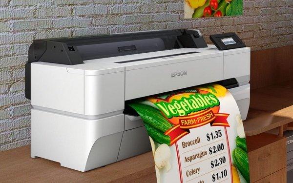 Ploter Epson SureColor SC-T3405N C11CJ55302A0 Wireless Printer - bez podstawy - 2 lata Gwarancji !