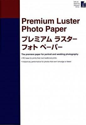 Papier Epson Premium Luster Photo Paper (250), DIN A2, 250g/m2, 25 Blatt S042123