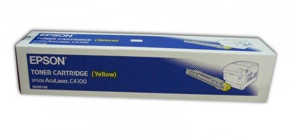 Toner yellow do Epson AcuLaser C4100 wyd 8000 str.