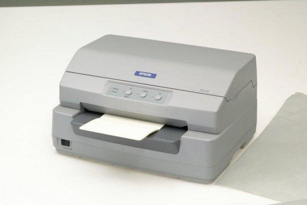 Drukarka igłowa Epson PLQ 20M (np. do książeczek bankowych)