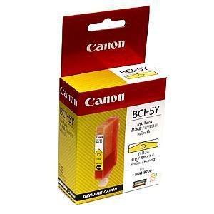 Tusz yellow Canon BCI-5Y