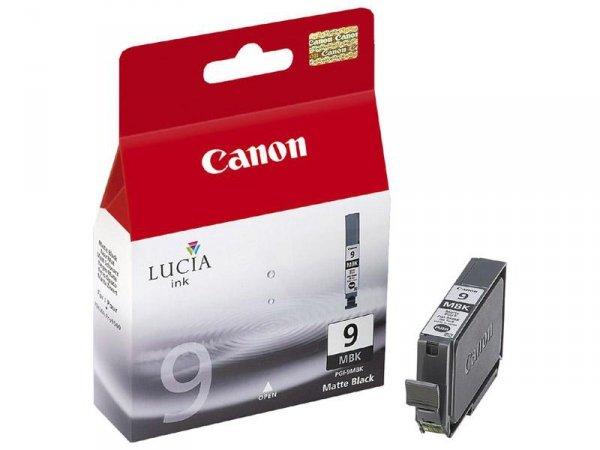 Wkład Czarny Pigmentowy Matowy Canon PGI-9MBK