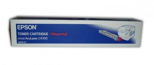 Toner magenta do Epson AcuLaser C4100 wyd. 8000 str