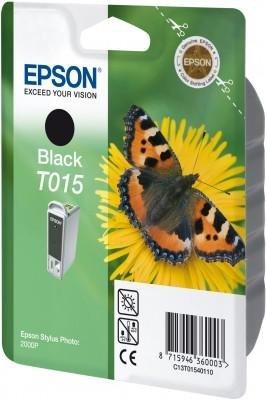 Wkład czarny do Epson Stylus Color 2000P T015