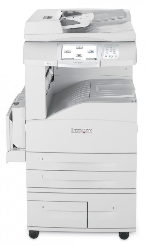 Urządzenie wielofunkcyjne laserowe monochromatyczne A3 Lexmark X854E